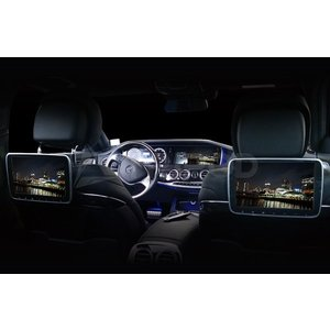 DTVS-01 メルセデス・ベンツ専用 G/GLA/GLC/GLE/GLS デジタルTVスプリッター|tripod