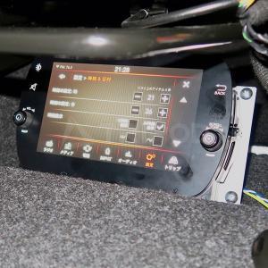 純正7インチユーコネクト移設キット(F500-05BK-CAN・F500-06BE/BK-CANのオ...