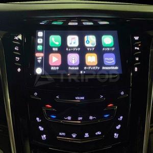 GM-CUE-CP キャデラック エスカレード・XTS Apple CarPlay AVインターフェース タッチ操作で使用可能|tripod