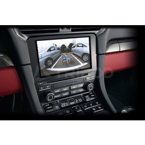 PORSCHE-PAS-BC Ver2 新型991・マカン・カイエン・718ケイマン・ボクスター 専用バックカメラ用 インターフェイス|tripod