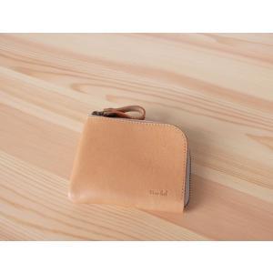 ちいさなお財布 (期間限定 新色 ベルギーヌメ) ベルギーレザー |trislab
