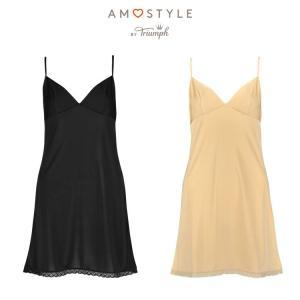 (アモスタイル)AMO'S STYLE ベーシックスリップ AMSTG1319 Slip