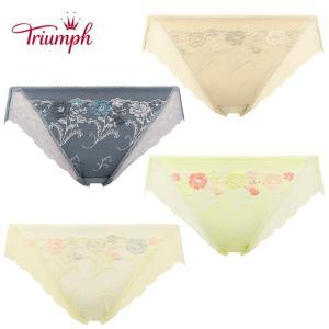 (トリンプ)Triumph 恋するブラ453 レギュラーショーツ(LL) TR453 Hikini|triumph-amosstyle