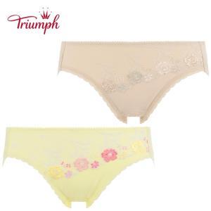 (トリンプ)Triumph 恋するブラ453 サニタリー(レギュラー) TR453 SAN.Hikini|triumph-amosstyle