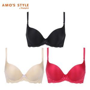 セール16%OFF(アモスタイル)AMO'S STYLE IT'S AMO ブラ&ショーツセット(B,C,D,E,F,Gカップ) AMST1084 WHU3 + Hikini