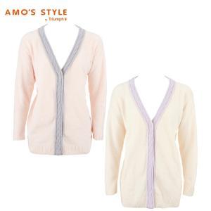 セール60%OFF(アモスタイル)AMO'S STYLE ワンマイルナイティ ルームウェアトップ AMSTG204 RMTop(8)