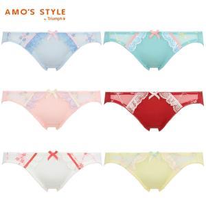 セール30%OFF(アモスタイル)AMO'S STYLE 小花×ラッセルレース サニタリー(レギュラー) AMST280 SAN.Mini