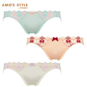 (アモスタイル)AMO'S STYLE リボン×レース サニタリー(レギュラー) AMST289 SAN.Mini