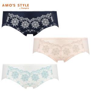 (アモスタイル)AMO'S STYLE WEB限定 雪のランジェリー サニタリーショーツ(ボーイズレングス) AMST1132 SAN.PT