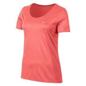 ナイキ レディース/ウーマン Nike Legend Short Sleeve T-Shirt 半袖 Tシャツ Crimson Pulse troishomme
