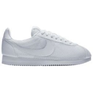 ナイキ レディース/ウーマン スニーカー Nike Classic Cortez クラッシックコルテッツ White | Leather|troishomme
