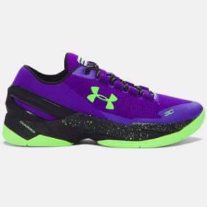 Under Armour バッシュ Curry 2 Low メンズ Purple Zest/Black アンダーアーマー Stephen Curry ステフィンカリー|troishomme