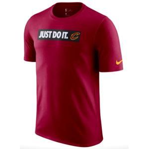 ナイキ メンズ Tシャツ Nike NBA JDI Team T-Shirt Cleveland Cavaliers キャバリアーズ Team Red troishomme