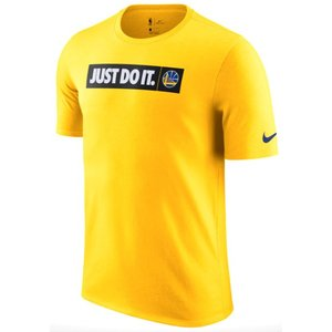 ナイキ メンズ Tシャツ Nike NBA JDI Team T-Shirt Golden State Warriors ウォリアーズ Amarillo|troishomme