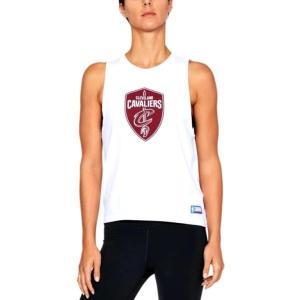 アンダーアーマー レディース/ウーマン UA NBA Combine Authentic Muscle タンクトップ バスケットボール Cleveland Cavaliers White/White troishomme
