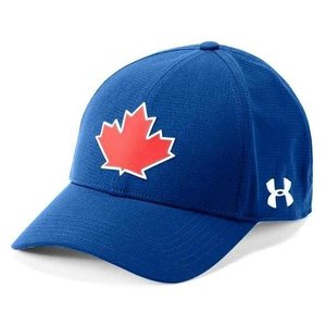 アンダーアーマー メンズ Under Armour MLB Driver Baseball Cap Toronto Blue Jays メジャー リーグ トロント・ブルージェイズ キャップ|troishomme