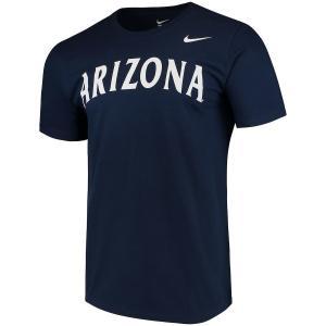 ナイキ メンズ Tシャツ Arizona Wildcats Nike Wordmark T-Shirt 半袖 Navy|troishomme