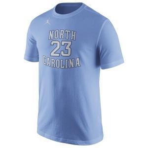 ジョーダン メンズ Michael Jordan North Carolina Tar Heels Nike Future Star Basketball Replica T-Shirt  Tシャツ 半袖 Carolina Blue|troishomme