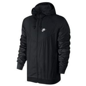 ナイキ メンズ Nike Windrunner GX Jacket ウィンドブレーカー Black/White ジャケット|troishomme