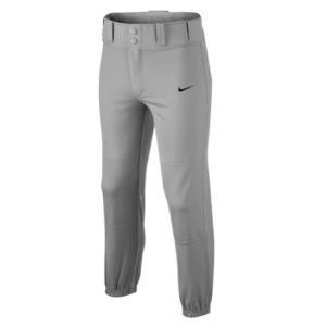 ナイキ ボーイズ / キッズ NIKE CORE DF BASEBALL PANTS スウェット ロングパンツ Grey|troishomme