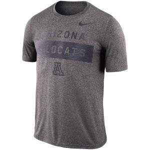 ナイキ メンズ Tシャツ Arizona Wildcats Nike 2018 Sideline Lift Performance T-Shirt 半袖 Tシャツ Charcoal|troishomme