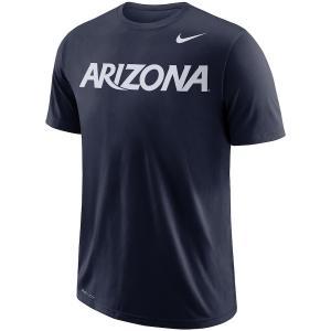ナイキ メンズ Arizona Wildcats Nike 2018 Sideline Lift Performance T-Shirt 半袖 Tシャツ ドライフィット Navy|troishomme