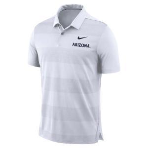 ナイキ メンズ Arizona Wildcats Nike 2018 Coaches Sideline Performance Polo 半袖 ポロシャツ ゴルフ White|troishomme