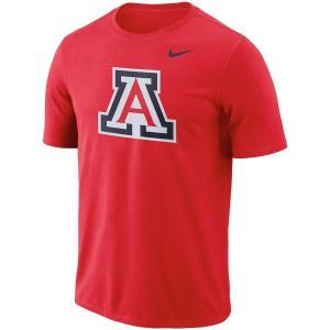 ナイキ メンズ Arizona Wildcats Nike Performance Cotton School Logo T-Shirt 半袖 Tシャツ Red|troishomme