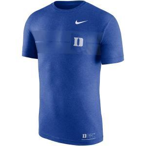 ナイキ メンズ Duke Blue Devils Nike Marled Pocket T-Shirt 半袖 Tシャツ Royal troishomme