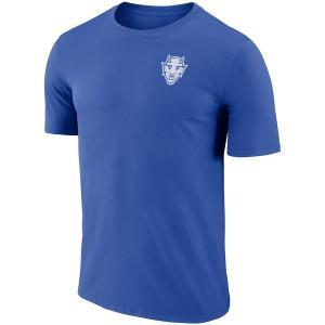 ナイキ メンズ Duke Blue Devils Nike Performance Cotton Retro T-Shirt 半袖 Tシャツ Royal troishomme