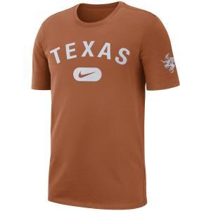 ナイキ メンズ Texas Longhorns Nike Heavyweight Cotton Retro T-Shirt 半袖 Tシャツ Texas Orange|troishomme