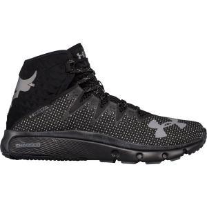 アンダーアーマー メンズ プロジェクト ロック UA Project Rock Delta Training Shoes トレーニングシューズ Black/Black|troishomme