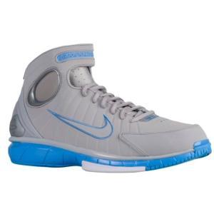 Nike Air Zoom Huarache 2K4メンズ Wolf Grey/University Blue/White/Wolf Grey ナイキ エアズーム ハラチ|troishomme