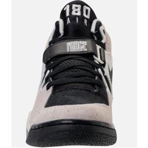 ナイキ メンズ スニーカー Nike Air Force 180 エアフォース 180 Sail/Black|troishomme|03