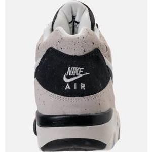 ナイキ メンズ スニーカー Nike Air Force 180 エアフォース 180 Sail/Black|troishomme|04