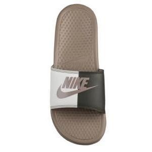 ナイキ メンズ Nike Benassi JDI Slide サンダル スリッパ べナッシ Sepia Stone/Summit White/Sequoia troishomme 02