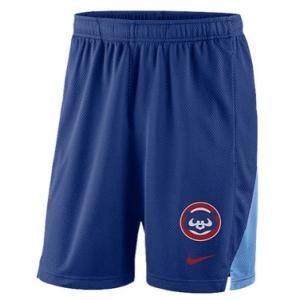 ナイキ メンズ Nike MLB Franchise Knit Shorts ショーツ ハーフパンツ Chicago Cubs | Royal|troishomme