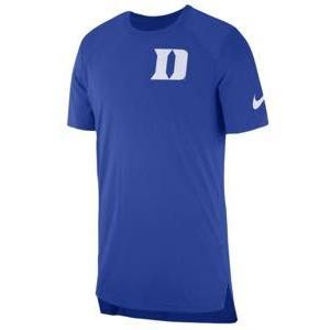 ナイキ メンズ Tシャツ Nike College S/S Shooter Shirt カレッジ NCAA Duke Blue Devils Game Royal troishomme