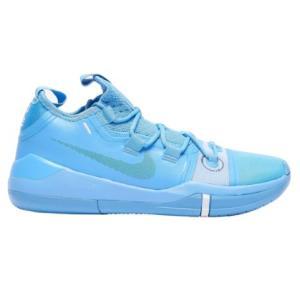 ナイキ メンズ コービー Nike Kobe AD バッシュ University Blue/Metallic Silver/White 箱なし|troishomme