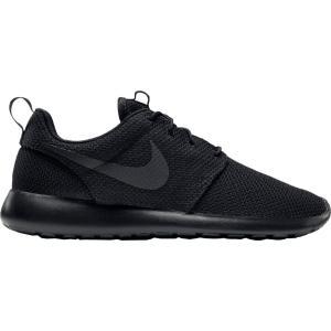 ナイキ メンズ ローシワン Nike Roshe One スニーカー Black/Black|troishomme