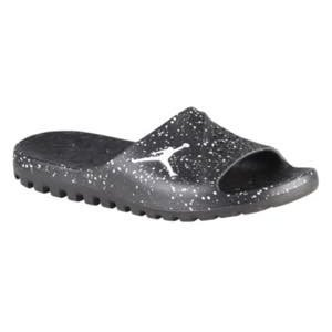 ジョーダン メンズ サンダル Jordan Super.Fly Slide スーパーフライ スリッパ スライド Black/White/White|troishomme