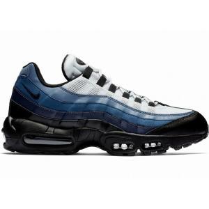 ナイキ メンズ エアマックス95 Nike Air Max 95 Essential スニーカー Black/Obsidian/Navy Blue 高額レア|troishomme