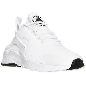 ナイキ レディース ハラチウルトラ Nike Air Huarache Run Ultra スニーカー White/Black|troishomme