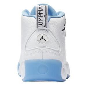 ナイキ ジョーダン メンズ Jordan Jumpman Pro バッシュ ジャンプマン プロ White/Black/University Blue/Metallic Silver|troishomme|02