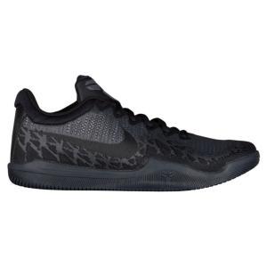 ナイキ メンズ マンバレイジ Nike Kobe Mamba Rage バッシュ Black/Dark Grey/Cool Grey コービー|troishomme