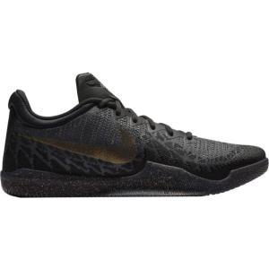 ナイキ メンズ マンバレイジ Nike Kobe Mamba Rage バッシュ Black/Anthracite/Dark Grey/Metallic Gold コービー|troishomme