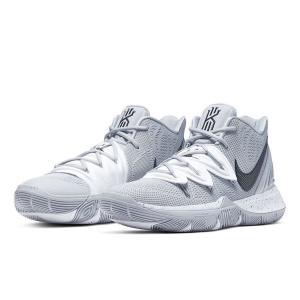 ナイキ メンズ カイリー5 Nike Kyrie 5 IV TB バッシュ Wolf Grey/Black|troishomme