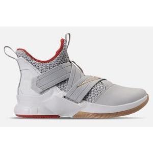 ナイキ メンズ バスケットボール シューズ Nike LeBron Soldier XII 12 レ...