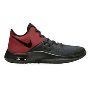 ナイキ メンズ バッシュ Nike Air Versitile 3 バスケットボール シューズ University Red/Black/Anthracite|troishomme