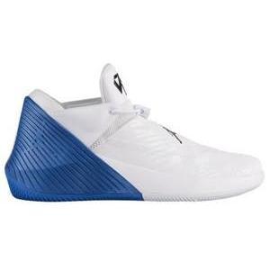 ナイキ ジョーダン メンズ バッシュ Nike Air Jordan Why Not Zer0.1 Low ホワイノット White/Black/Hyper Royal|troishomme